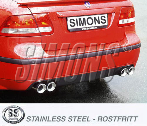 Exhaust_system_Saab_93